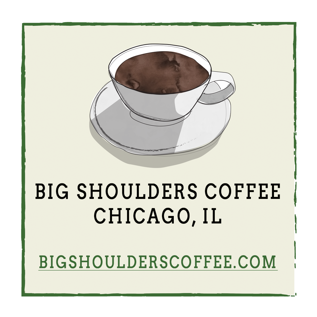 Big Shoulders Coffee