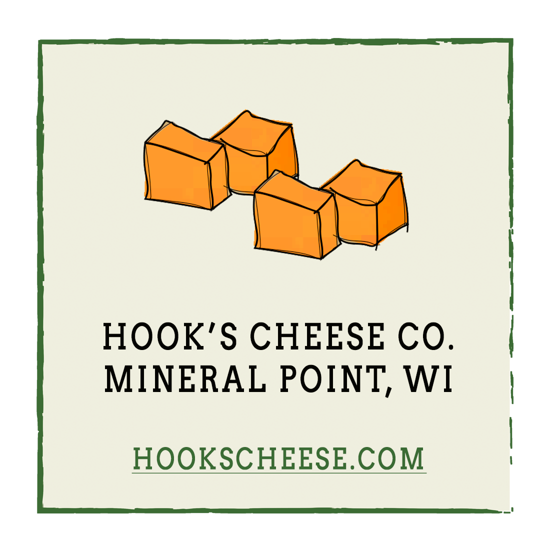 Hook's Cheese Co